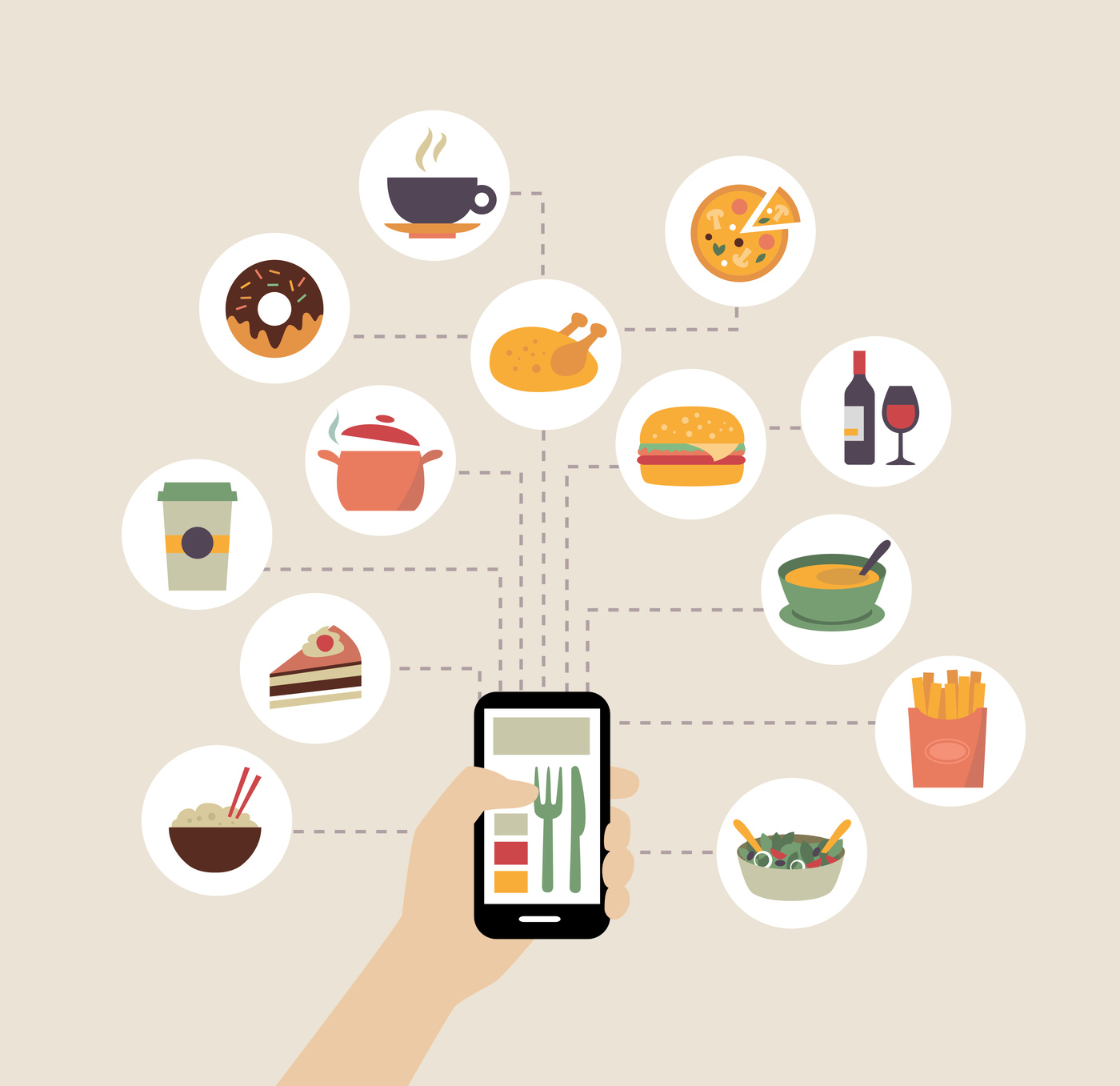 Social Media Marketing per il food e wine